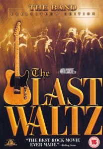 Band: The Last Waltz (1978) - DVD