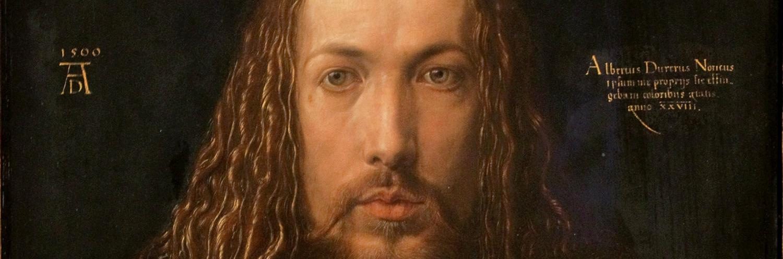 Dürer, Albrecht: Selbstbildnis im Pelzrock (1500)