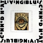 Canned Heat: Living The Blues (1968) (LP)