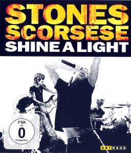 Rolling Stones: Shine a Light (2007)
