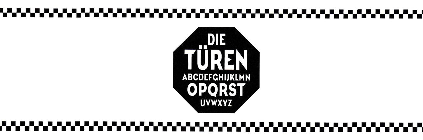 Türen: ABCDEFGHIJKLMNOPQRSTUVWXYZ (Header) (2012)