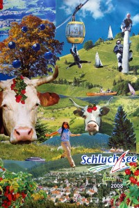 Schluchsee 2008: Collage 2