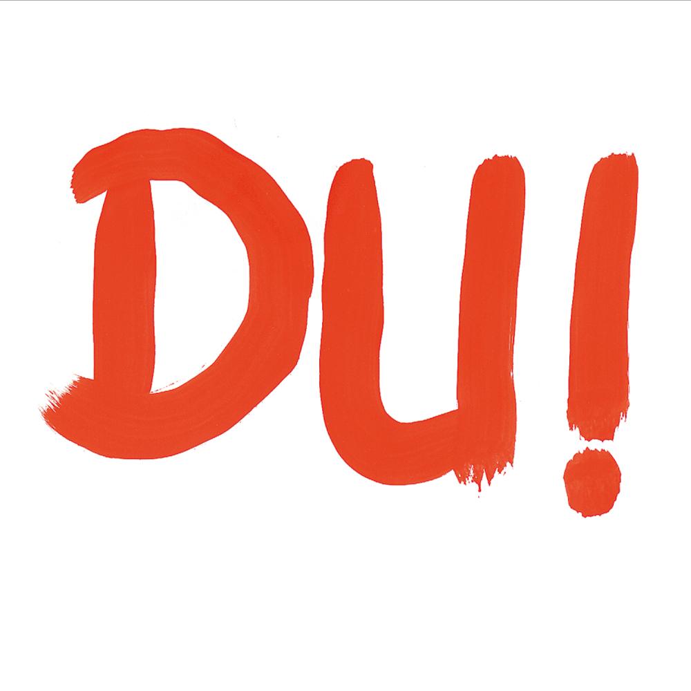 DU! - CD-Cover (2000)