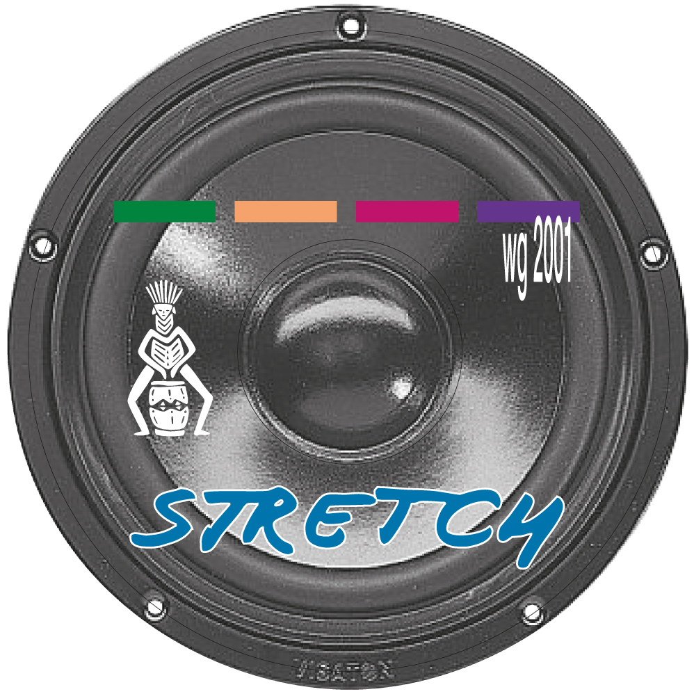 Stretch - CD-Label (2001)