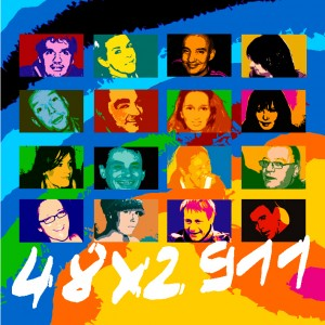 48 x 2911 - CD-Cover (2009)