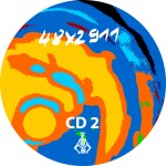 48 x 2911 - CD-Label CD 2 (2009)
