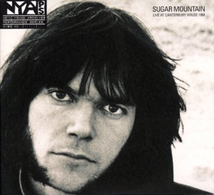Young, Neil: Sugar Mountain Live At Canterbury House 1968 (2008)