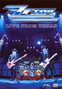 ZZ Top: Live From Texas (DVD) (2008)