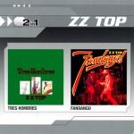 ZZ Top: Tres Hombres + Fandango (2in1) (1973+1975) (2008)
