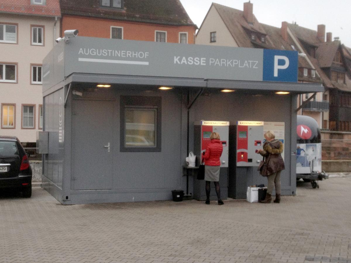 Augustinerhof 2012-12: Kassenhäuschen