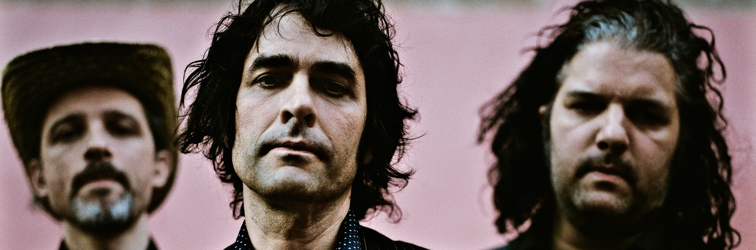 Spencer, Jon Blues Explosion: Promo-Image (2012)