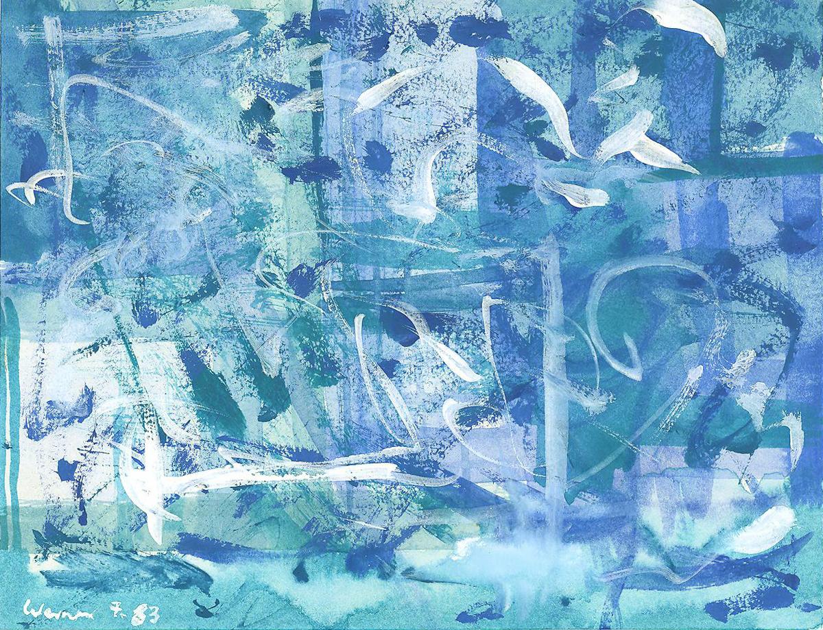 Blau und Weiß (1983)