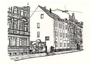 Fürth, Kaiserstraße 19 (1985)