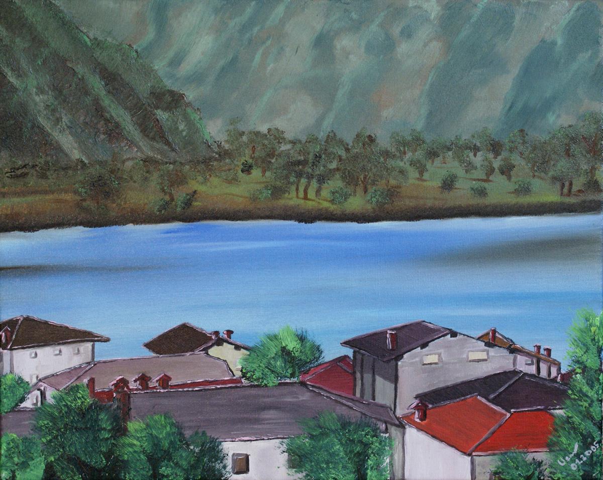 Lago di Mezzola - Comer See (2005)