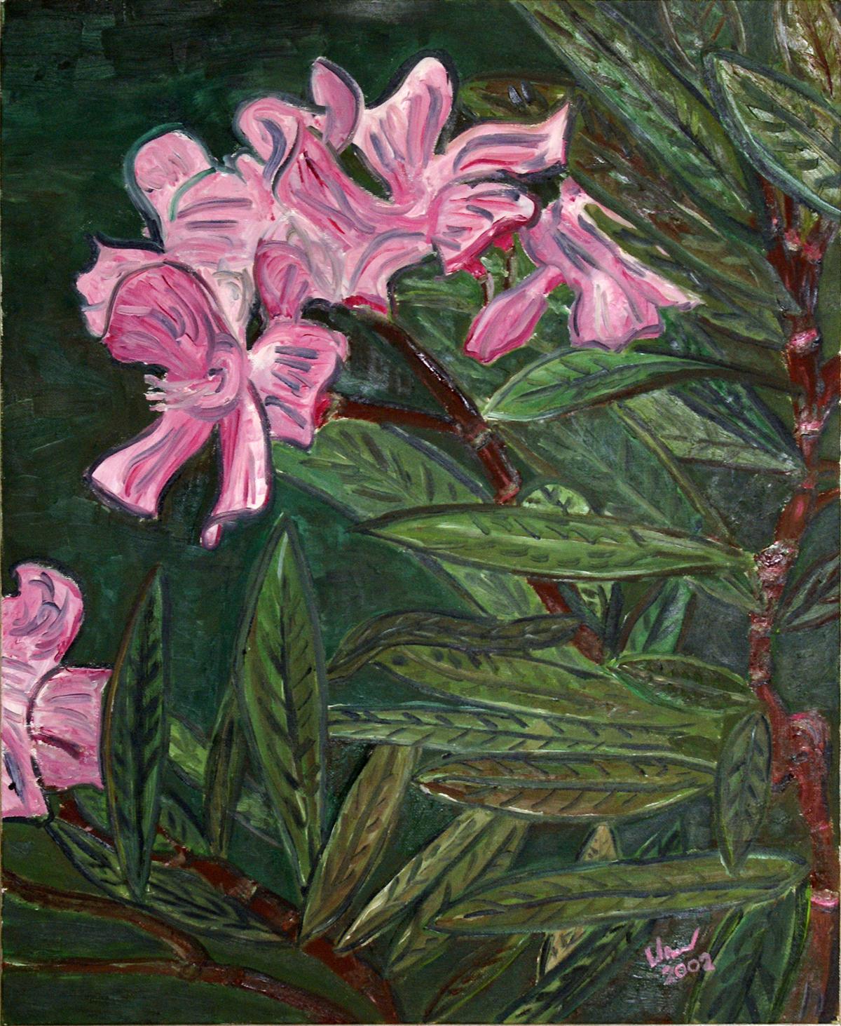 Oleander (2002)