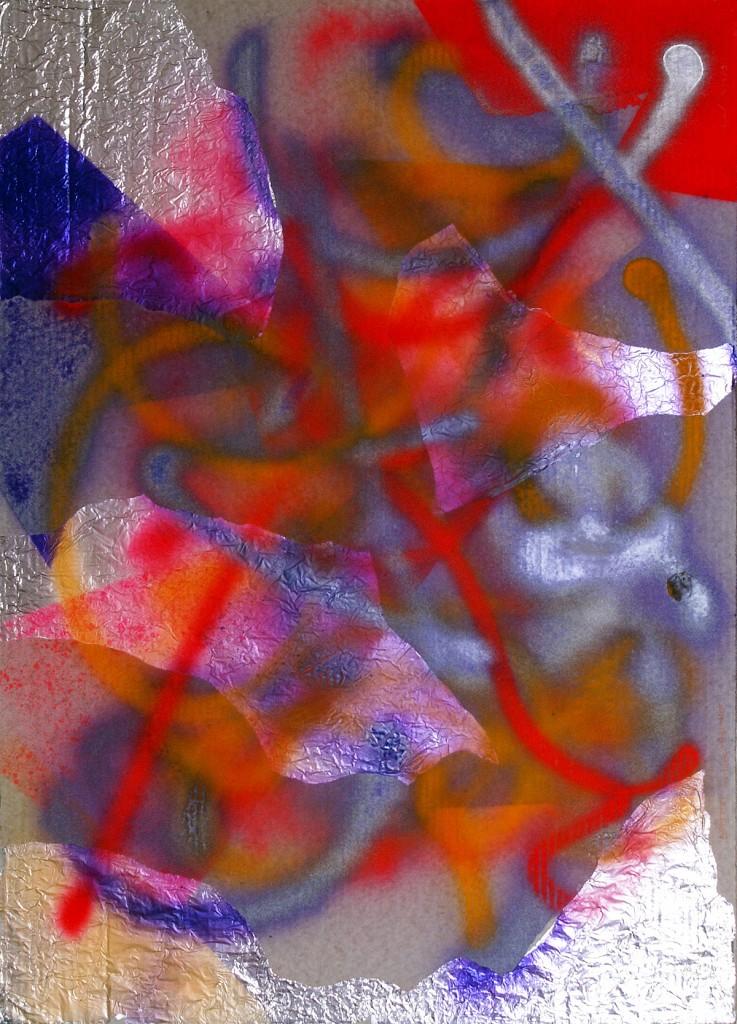 Vertane Möglichkeit - Grafitti (1981)