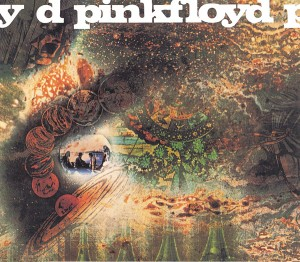 Pink Floyd: A Saucerful Of Secrets (1968)