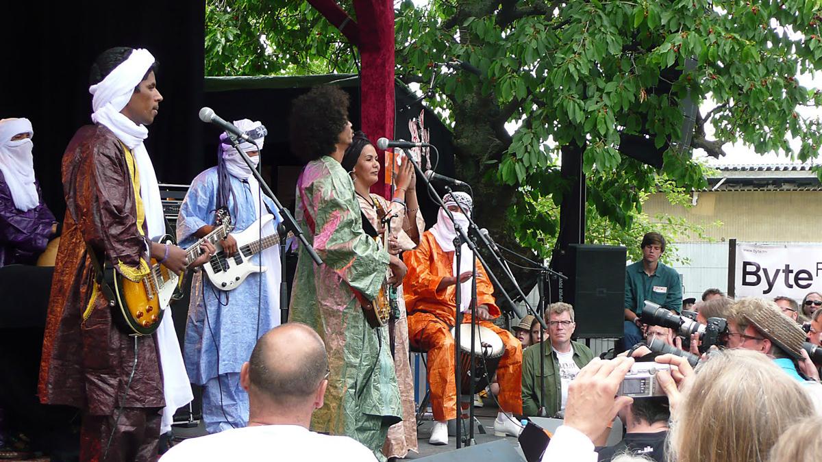 Tamikrest: Live Orange Blossom Special 2011-06-18