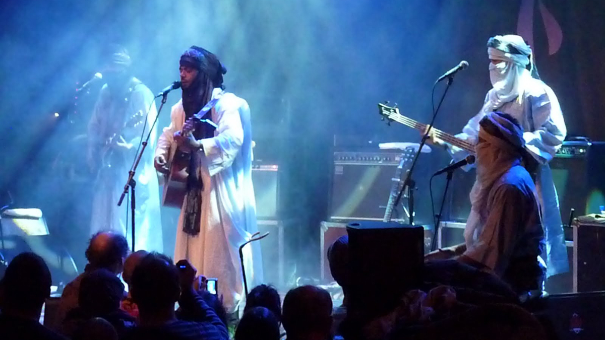 Tinariwen: Live in Dublin 2012-04-12
