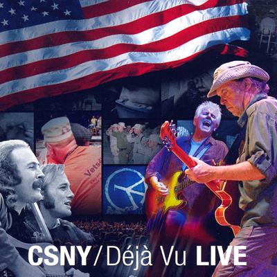 Crosby, Stills, Nash & Young: Déjà Vu LIVE (2008)