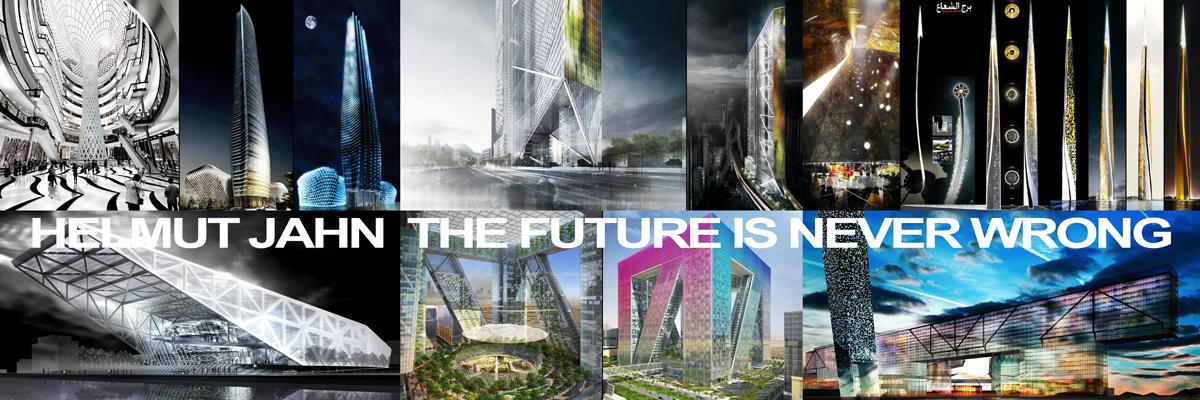 Helmut Jahn: The Future Is Never Wrong: Vortrag im NMN am 2013-01-16