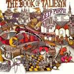 Deep Purple: Book Of Talysien (1968) (LP)