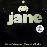 Jane: Fire, Water, Earth & Air (1975)  (LP)