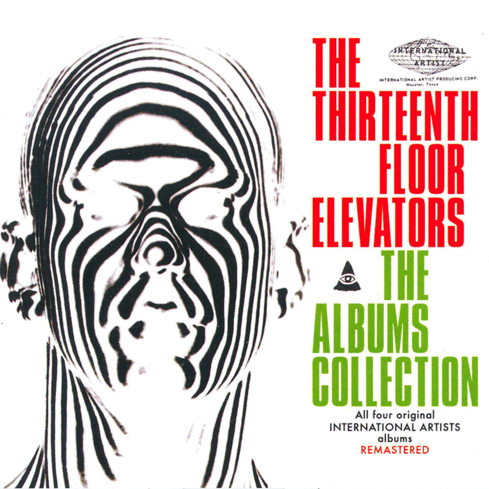 The 13th floor elevators the albums collection the for The 13th floor elevators easter everywhere