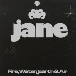 Jane: Fire, Water, Earth & Air (1975) (CD)