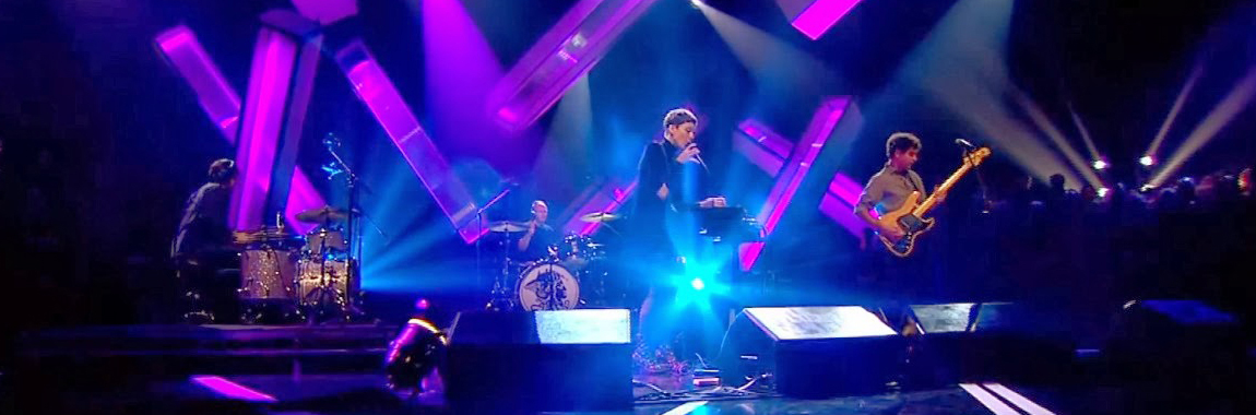 Poliça: Live at BBC TWO at 8th October, 2013 - Header