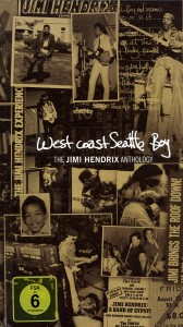 Hendrix, Jimi: West Coast Seattle Boy - The Jimi Hendrix Anthology (2010)