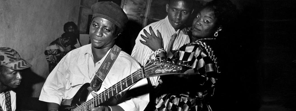 Traore Lobi: Bamako Nights (Header Image)