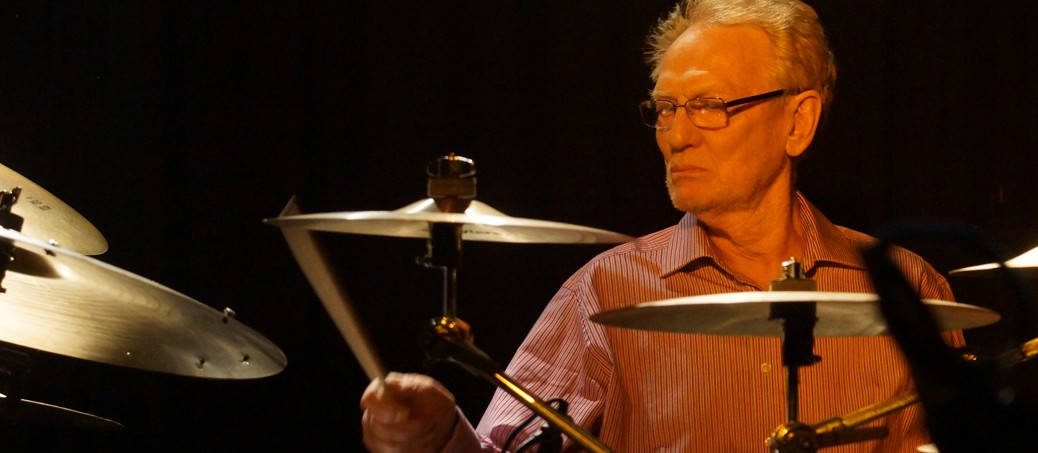 Ginger Baker's Jazz Confusion: Live in der Kofferfabrik Fürth am 2014-02-09