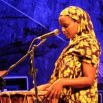 Aziza Brahim: Promo Image Glitterbeat (2014)