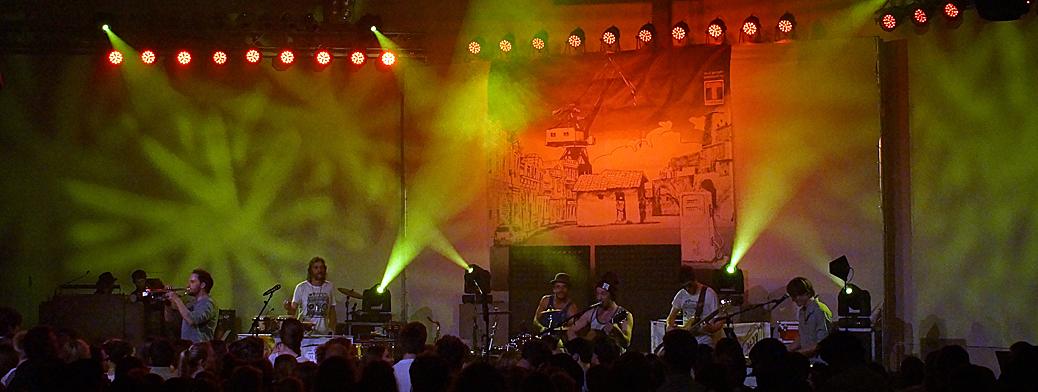 Jamaram: Live im Lux am 2014-03-21