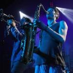 Jamaram: Max Wittmann und Peppi Beblo (v.l.): Live im Lux am 2014-03-21