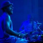 Jamaram: Murxen Alberti und Benni Beblo (v.l.): Live im Lux am 2014-03-21