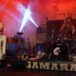 Jamaram: Nik Thäle und Murxen Alberti (v.l.): Live im Lux am 2014-03-21