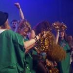 Jamaram spielen Green Leaf im Lux am 2014-03-21