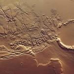 Mars: Kasei Valles Boundary