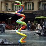 Le Serpent / Die Schlange: Fontaine Igor Stravinsky (1983)