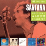 Santana: Original Album Classics (Caravanserai (1972), Love Devotion Surrender (1973), Welcome (1973), Borboletta (1974), Amigos (1976) (2008)