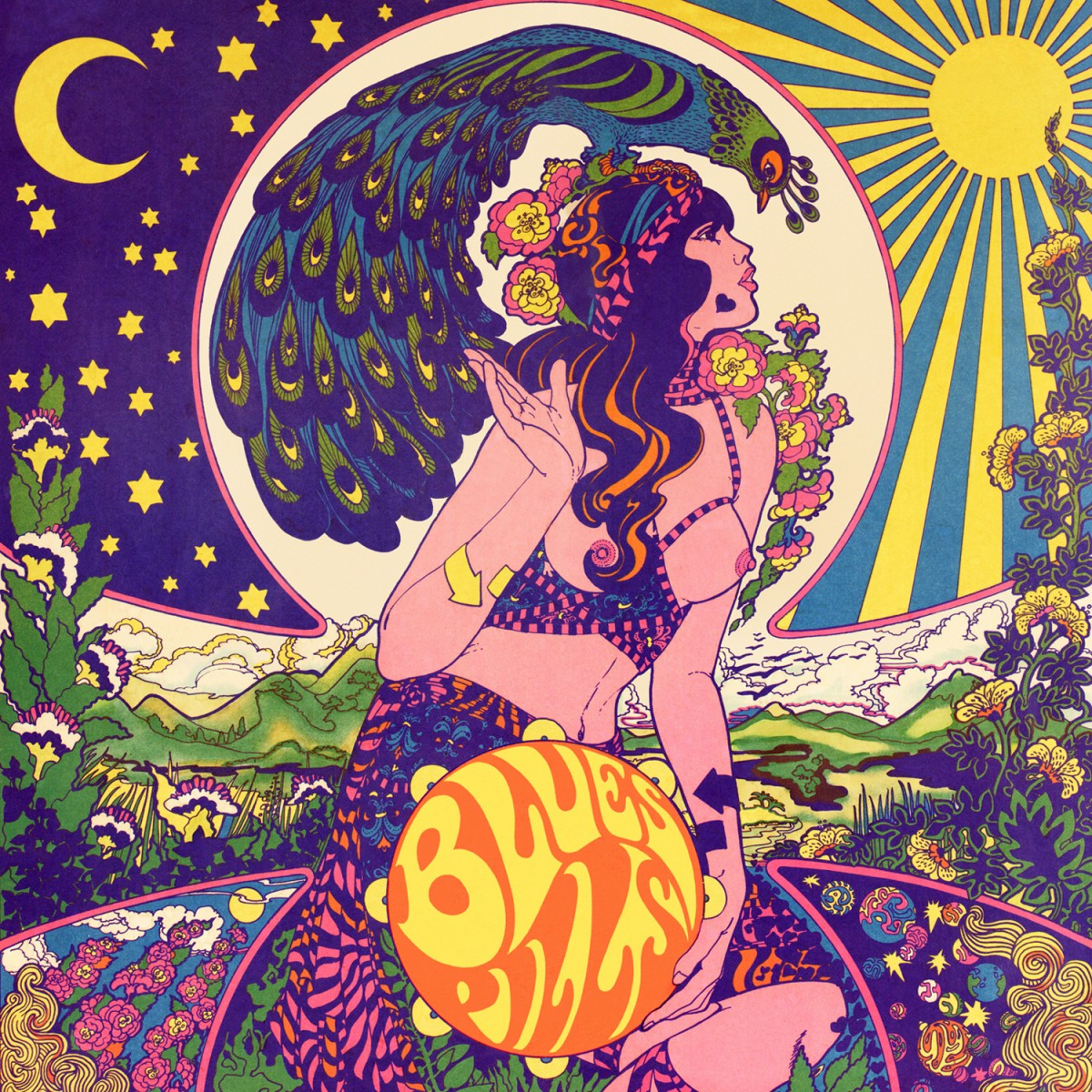 Blues Pills: Blues Pills (2014) (Deluxe-CD & DVD)