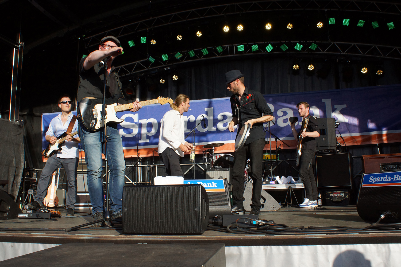 Mojo Makers: Fürth New Orleans Festival 2014