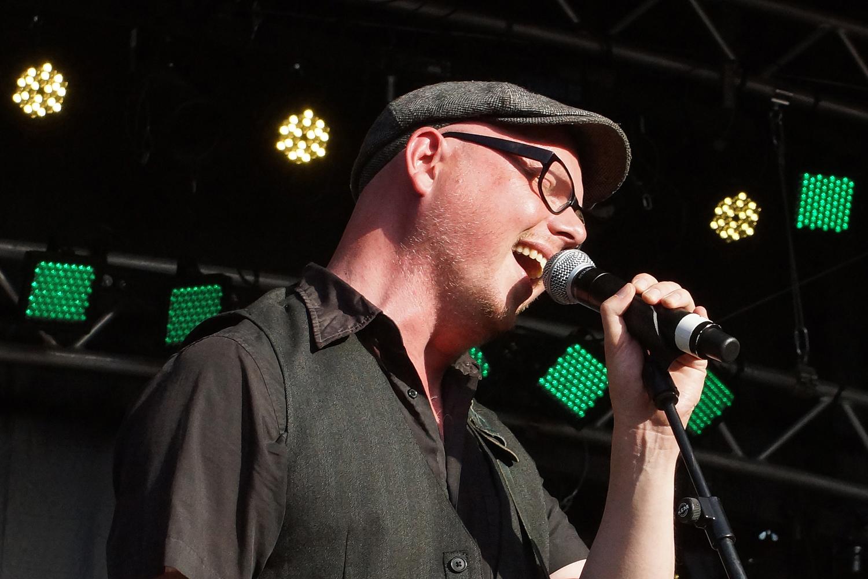 Kasper Osman: Mojo Makers: Fürth New Orleans Festival 2014