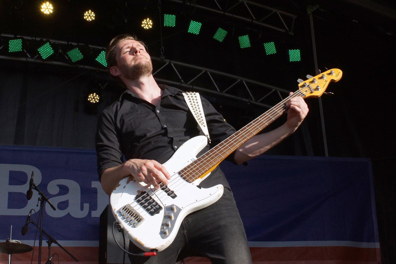 Kristian Bast: Mojo Makers: Fürth New Orleans Festival 2014