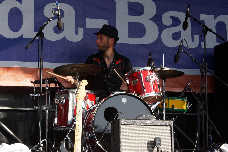 Morten Hæsum: Mojo Makers: Fürth New Orleans Festival 2014