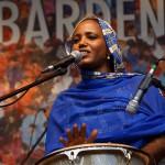 Aziza Brahim: Bardentreffen 2014