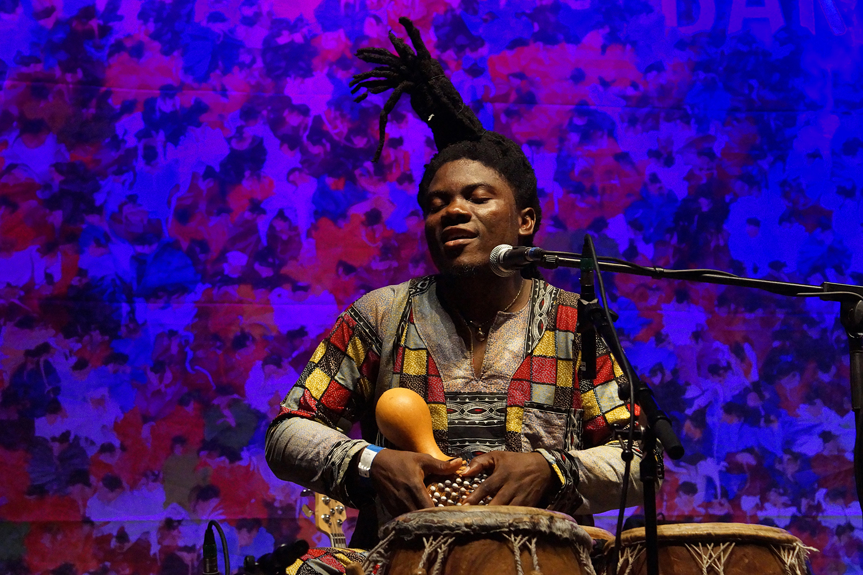 Eric Sunday Owusa: Bardentreffen 2014
