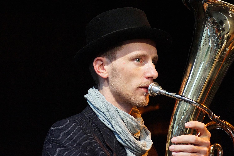 Matthias Meichelböck von Kofelgschroa: Nürnberg Bardentreffen 2014